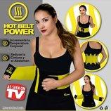 Пояс для похудения Hot Shapers Hot Belt Power