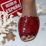 moda menorca ,кожаная обувь, летняя, шлепки, босоножки, менорки абаркасы