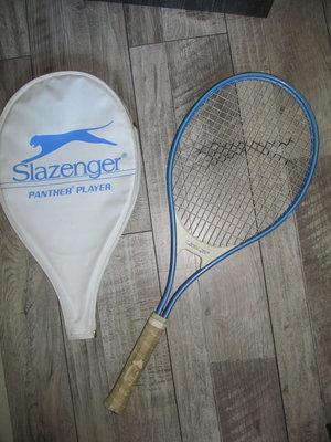 Теннисная ракетка Slazenger Pantyer Player с чехлом
