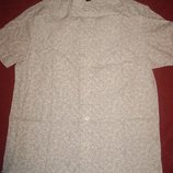 Рубашка фирменная летняя р. М - jasper J conran
