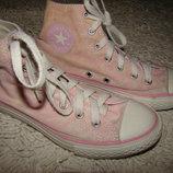 Кеды Converse All Star оригинал размер 34 22,5 см по стельке