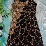 Очень красивое платье р.44