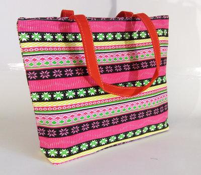b66efceabf48 Пляжная сумка хлопковая с орнаментом  99 грн - пляжные сумки в ...
