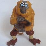 McDonald s Хэппи Мил коллекционная игрушка обезьянка кукла Макдональдс
