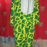 Фирменная пижама-слип Кигуруми Primark, M-L, футужама.