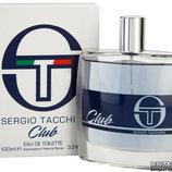 Мужская туалетная вода Sergio Tacchini Club Men
