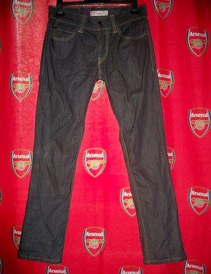 Фірмові чоловічі джинси Levis, W32 L32, оригінал, Турція.