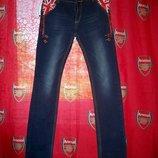 Стильні фірмові джинси Seagull, 164 см.