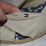 Босоніжки Tommy Hilfiger розмір 39, босоножки