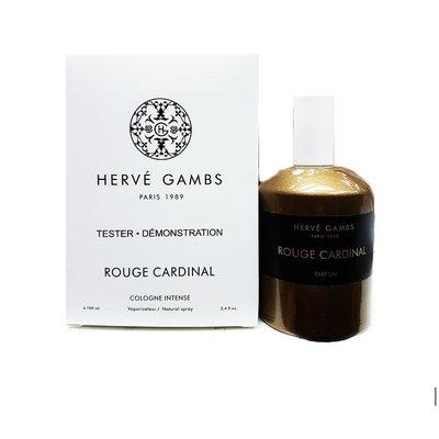 Herve Gambs Paris Rouge Cardinal тестер 100 мл унисекс