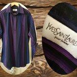 Рубашка YSL хлопок