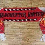 Шарф роза Манчестер Юнайтед Manchester United