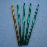 Металлические крючки для вязания в ассортименте