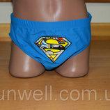 Плавки для мальчика Superman р-р 10 -14 лет, Тм Sun City Франция