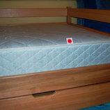 Кровать детская подростковая Нотка