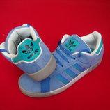 Кроссовки Adidas Stan Smith оригинал замша 43 размер