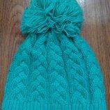 Женская зимняя шапка