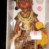 Кукла Нора Паола Рейна, 32 см, виниловая 04555