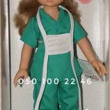 Кукла Карла Хирург, Паола Рейна, 32 см, виниловая 04617 Paola Reina