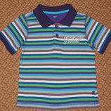Детское поло для мальчика Bluekey р.98 на 3-4 года