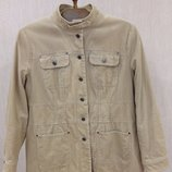 Пиджак вельветовый, песочного цвета фирмы MAINE Англия