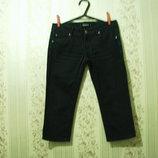 Бриджи р.44-48, INFLUENCE, EU-40, USA-10, стрейчевые, Джинсы шорты, брюки женские распродажа