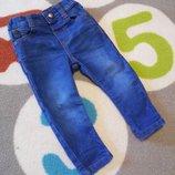 Крутые джинсики от F&F на 6-9 мес.