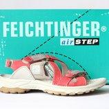 Шикарні шкіряні босоніжки Feichtinger Air Step, Німеччина-Оригінал