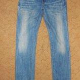 джинсы roxy голубые 48 размер бу