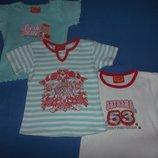 Набор футболочек 86/92 -2шт. Oulfit