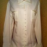 Нарядная белая блуза,блузка размер 44 фирмы Access, б/у