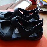 Аквашузы,мокасины для девочки от Nike -35 размер