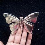 брошка, значок, бабочка