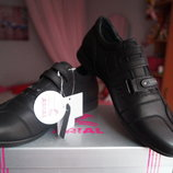 Туфли,спортивные туфли, кроссовки для мальчика, новые черные р. 35,36,38
