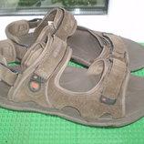 мужские сандалии босоножки Karrimor р. 42. 28 см замш