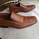 Туфли мужские кожаные фирмы Next р.42 стелька 28,5см
