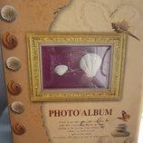 Стильный фотоальбом в подарочной коробке