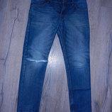 NEXT мужские стильные джинсы р.32 S/M