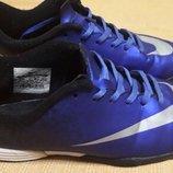 Футзалки фирменные Nike Mercurial CR7 р.36-23см.