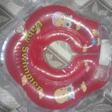 Надувной круг, воротничок для плавания для малышей Babyswimmer