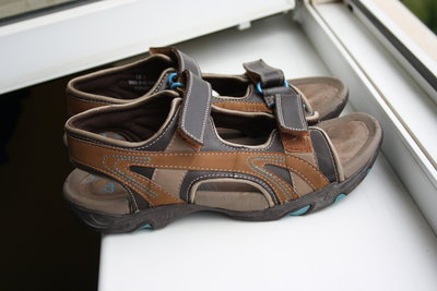 Мужские сандалии Clarks Active Air кожа 38 размер