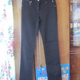 черные брюки S/M, брюки прямые 42-44 размер, продажа или обмен