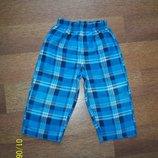 Пижамные штаны Early Days на 6-12 мес. Теплые.