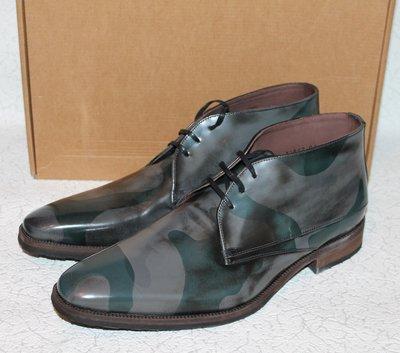 Стильные ботинки от Floris Van Bommel 43 размер