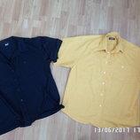 XL-XXL сорочки на короткий рукав