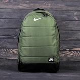 Городской спортивный рюкзак Nike Air. Портфель, сумка найк. Спинер