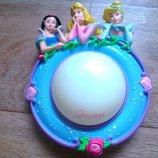 Ночник с принцессами Дисней