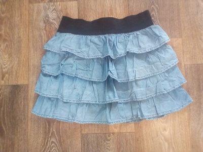 Джинсовые юбки в запорожье