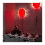 Прекрасный детский светильник красный, Дромминге 803.478.94 от Икеа Лучший подарок ikea в наличии