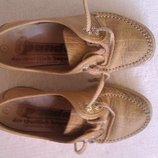 Осенние туфли, кожа, р.36-37